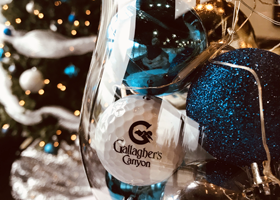 Holiday Events at Gallagher's Canyon